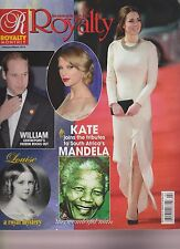 ROYALTY MONTHLY MAGAZINE YOUR MIRROR ON THE WORLD'S ROYALS UK FEB/MARCH 2014.
