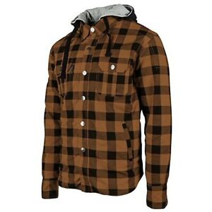 NOS SPEED AND STRENGTH 884237 STD SUPPLY MOTOSHIRT BROWN SIZE MENS 3XL