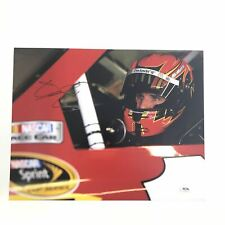 Jamie McMurray Signed 11x14 Photo PSA/DNA Autographed NASCAR