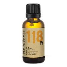 Huile Essentielle de Gingembre 30ml - 100% pure et naturelle, aromathérapie