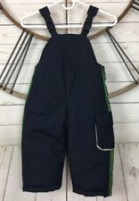 London Fog Snowsuit Navy Blue Green Size 3T Toddler Kids Style L2108510
