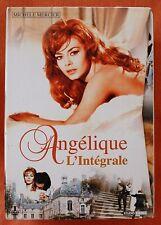 ANGELIQUE - L'INTEGRALE // MICHELE MERCIER --    !!! 5 DVD BOX  !!!