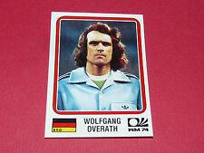 69 OVERATH 1974 BRD RFA MÜNCHEN 74 FOOTBALL PANINI WORLD CUP STORY 1990 SONRIC'S
