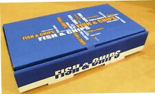 100 x Fish and Chip Boxes Medium / Large - Takeaway Chippy