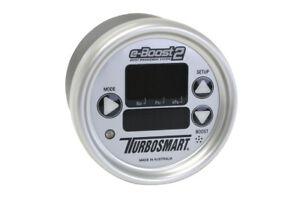 Turbosmart e-Boost2 60psi 66mm Boost Controller - Silver