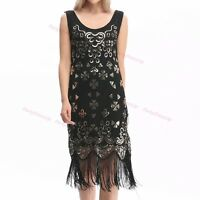 New Beaded dress Formal Party Prom Gown Long Bridesmaid Cocktail Evening Dress