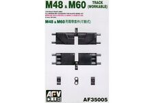 AFV CLUB AF35005 1/35 Tracks for M48 / M60 / M88 T97E1 Early Type
