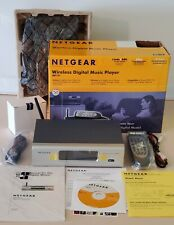 NetGear MP101 Wireless Digital Music Player. Media Streamer for MP3 WMA WAV. new