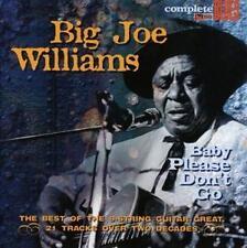 Williams,Big Joe - Baby Please Don't Go