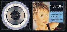 ABBA - Agnetha Fältskog - The Last Time  - 3 Inch CD Single - GERMANY