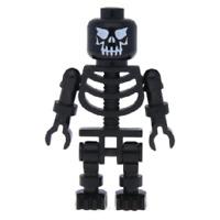 Lego Minifigure Adventures Skeleton Evil Skull Gen004