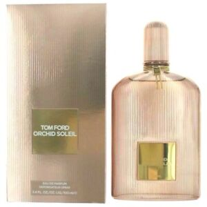 TOM FORD ORCHID SOLEIL EAU DE PARFUM SPRAY FOR WOMEN 3.4 Oz  / 100 ml BRAND NEW!