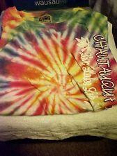 Chautauqua Lake Love Lake Life Tie Dye T-Shirt Size XL