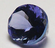Tanzanite Oval 1.99 CT Natural Medium Dark Blue