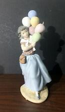 "Lladro #5141 ""Balloon Seller"" Figurine / Retired"