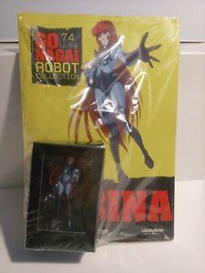 GO NAGAI ROBOT COLLECTION Nr74 CON GADGET RUBINA NEW!!!