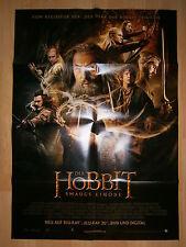 """Filmposter """"Der Hobbit - Smaugs Einöde"""" - NEU!"""