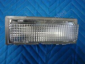 NOS Chevrolet Celebrity Parking Lamp Light Lens 1986 - 90 Right Hand
