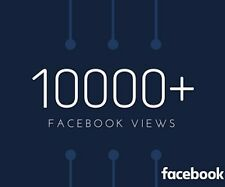 10k+ Facebook Video View Best on eBay only for 5$!!! | seoguide (SALE)