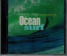 OCEAN SURF - NATURE'S SONG - NATURES BEAUTIFUL SOUNDS - MINT CD