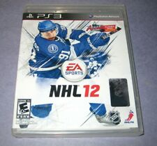 NHL 12 | PlayStation 3 PS3 | New Y-Fold Factory Sealed