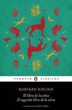 El Libro de la Selva (The Jungle Books) by Rudyard Kipling (2016, Paperback)