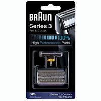 BRAUN 5000 Shaver Foil & Cutter 5610 5611 5612 5614 5770 5775 5790 5791 5795