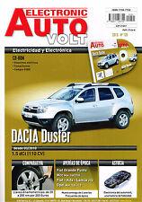 MANUAL DE TALLER DACIA DUSTER 1.5 DCI 110 CV DESDE 03/2010  EAV+CD ROM EAV 125