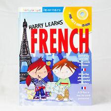 Enrique Learns Francés - Libro Y CD (tapa dura)