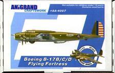 Anigrand 1/144 BOEING B-17B B-17C B-17D FLYING FORTRESS