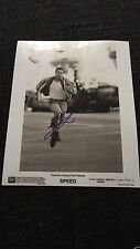 "KEANU REEVES signed Autogramm auf 20x25 cm ""SPEED"" Foto InPerson LOOK"