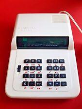 Elektronika MKU-1 vintage calculator Soviet USSR rare perfect design VFD 220v