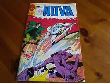 NOVA n° 13 de 1979 - SPIDER MAN - SURFER D'ARGENT - LA TORCHE comme neuf.