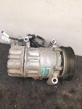 CITROEN C4 2004 - 2008 1.6 HDi Air Conditioning Pump A/C Compressor 9651910980
