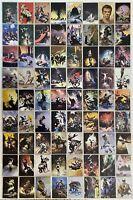Frazetta Series 1 Base Card Set 90 Cards Comic Images 1991