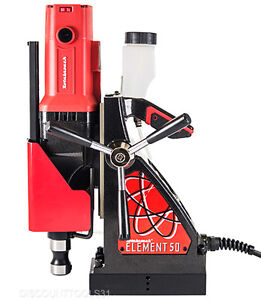 Rotabroach Element 50 Magnetic Drilling Tapping Machine 50mm Dia 110V Mag Drill