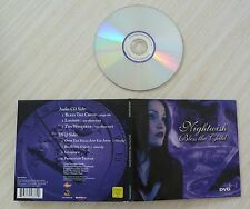 MAXI CD + DVD SIDE DIGIPACK BLESS THE CHILD NIGHTWISH 3 TITRES ET 4 TITRES 2002