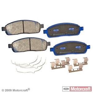 Motorcraft BRSD1083 Frt Semi Metallic Brake Pads