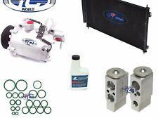 A/C Compressor and condenser Kit Fits Honda CR-V 2007-2011 L4 2.4L 97580