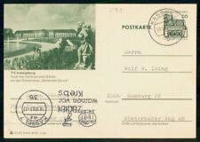 Mayfairstamps Switzerland 1967 Kassel to Hamburg Stationery Card wwf54707