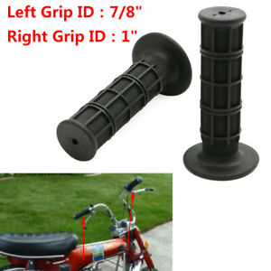 "For Honda Handle Grips Z50 QA50 CT70 Trail Fits 7/8"" Handlebar CT CL MT ST XL XR"