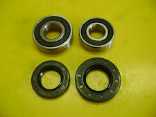 SUZUKI QUADMASTER 50 QUADSPORT 50 Z50 80 Z90 FRONT WHEEL BEARING KIT 362