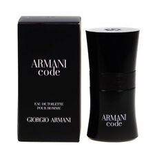 Giorgio Armani Code 30ml Eau De Toilette EDT Spray For Men