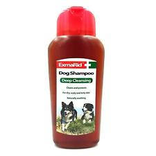 Exmarid Deep Cleansing Dog Shampoo for Dry Itchy Skin Cleans & Protects