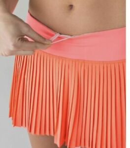 LULULEMON NEW WITH TAG MOST POPULAR & HARD-TO-FIND Pleat To Street Skirt II - 6