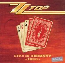 ZZ Top - Live In Germany 1980 (CD 2012)   Rockpalast ! NEU/Sealed !!!
