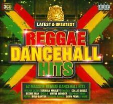 Various Artists - Latest & Greatest Reggae Dancehall Hits New Cd