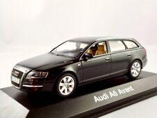 Audi A6 Avant    2005-2008   schwarz metallic  / Minichamps  1:43