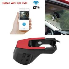 HD 1080P Car Dash Cam Wireless WiFi DVR Camera 170° Wide Angle Driving Recorder