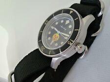 Time Arrow  FIFTY FATHOMS NO RADIATION AQUA LUNG  submariner 316L 10 ATM